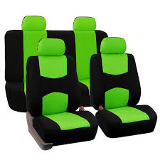 Amazon.com: FH Group FB050GREEN114 Universal Fit Full Set Flat Cloth ... Dodge Ram Pickup Seat Covers Unique 1500 Leather Truck Seat Covers Lvo Fh4 Black Eco Leather For Jeep Wrangler Truck Leatherlite Series Custom Fit Fia Inc Auto Upholstery Convertible Tops Mccoys New York Ny By Clazzio Man Tga Katzkin Vs 20pc Faux Gray Black Set Heavy Duty Rubber Diamond Front Cover Masque Luxury Supports Car Microfiber