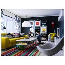 regolit floor l bow white black ikea