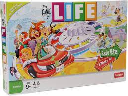 Funskool The Game Of Life Board