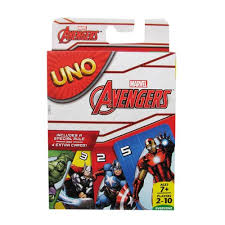 Uno Decks by Avengers Marvel Uno Card Game Marvel And Superheroes