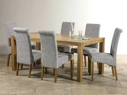 Cloth Dining Room Chairs Large Size Of Furniture Grey Fabric Awesome Winsome Gray Uk