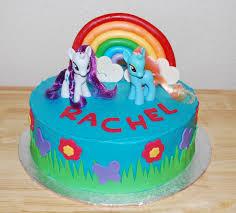 Stylish Ideas My Little Pony Birthday Cakes Sweet Decoration