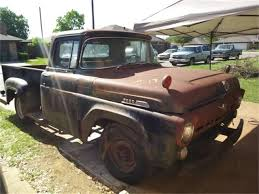 100 1957 Ford Truck F100 For Sale ClassicCarscom CC1126719