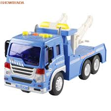 100 Funny Truck Pics Friction Powered Wrecker Tow 116 Toy Towing Vehicle Lights