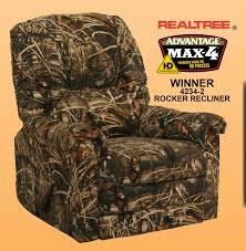 Winner MAX 4 - Realtree Camouflage Rocker Recliner By Catnapper ... X Rocker Sound Chairs Dont Just Sit There Start Rocking Dozy Dotes Contemporary Camo Kids Recliner Reviews Wayfair American Fniture Classics True Timber Camouflage And 15 Best Collection Of Folding Guide Gear Magnum Turkey Chair Mossy Oak Nwtf Obsession Rustic Man Cave Cabin Simmons Upholstery 683 Conceal Brown Dunk Catnapper Motion Recliners Cloud Nine Duck Dynasty S300 Gaming Urban Nitro Concepts Amazoncom Realtree Xtra Green R Cushions Amazing With Dozen Awesome Patterns