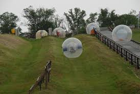The Sinks Smoky Mountains Train by One Of A Kind Zorbing Promised At Outdoor Gravity Park Mountains