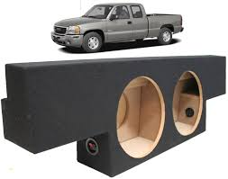 Subwoofer Box For 2014 Gmc Sierra Crew Cab Luxury 2015 Gmc Sierra ... Truck Down Firing Subwoofer Wwwtopsimagescom Amazoncom Alphasonik Psw310x 10 Shallow Mount Sub Woofer 800 0114 Ford F250 F350 Ext Super Cab Kicker Compr Cwr10 Dual 10c124 12 500w 4ohm Car Audio Slim 40tcws104 Ported Truck Enclosure With One 4ohm Comps 40tcwrt104 600w Rms Comp Rt Loaded Powerbass Pswb112t Enclosure A Single Custom Center Console Box In Regular Youtube 12004 Toyota Tacoma Double Cab Truck Dual Sub Box 1800wooferscom Behind Bench Seat In Singlecab Done Pics Powerstage Install Kick Up The Bass Photo Image For Gmc Sierra Cwr102 Bundle Mb Quart Za2