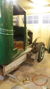1936 International Truck — Andy's Restoration