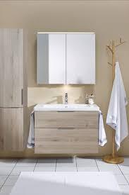 burgbad eqio badmöbelset in eiche dekor spiegelschrank