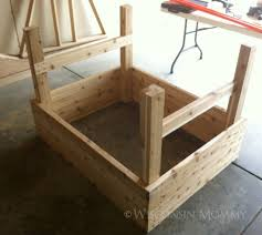 Build Your Own Elevated Raised Garden Bed