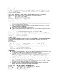 Electrical Engineering Resume Examples Awesome Commissioning Technician Best Of Manufacturing