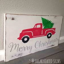 A Rustic Wooden Be Merry Board Sign My Signs Pallet Painting Ideas Christmas
