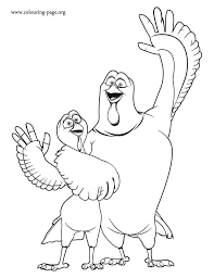 Jake And Reggie Coloring Page