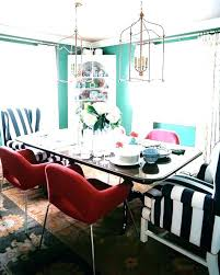 Modern Dining Room Chair Dark Teal Chairs Eclectic