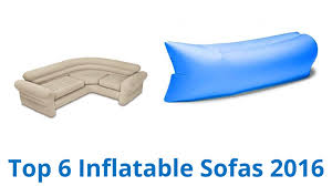 Intex Inflatable Sofa Corner by 6 Best Inflatable Sofas 2016 Youtube