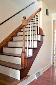 THE WORLD'S LONGEST STAIRCASE PROJECT - PART 2 - Mad In Crafts Chic On A Shoestring Decorating How To Stain Stair Railings And Best 25 Refinish Staircase Ideas Pinterest Stairs Wrought Iron Stair Railing Iron Stpaint An Oak Banister The Shortcut Methodno Howtos Diy Rail Refishing Youtube Photo Gallery Cabinets Boise My Refinished Staircase A Nesters Nest Painted Railings By Chameleon Pating Slc Ut Railing Concept Ideas 16834 Of Barrier Basic Gate About