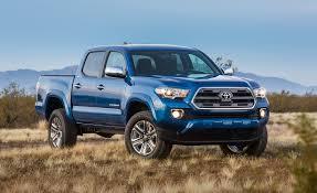 2016 Toyota Tacoma - Limbaugh Toyota Reviews, Specials And Deals