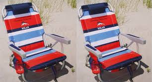 Big Kahuna Beach Chair With Footrest by Stripe Deluxe Backpack Beach Chair U2014 Nealasher Chair Backpack