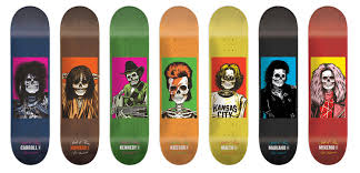 Are Cliche Skateboard Decks Good by Legendary Skate Artist Sean Cliver On His New Skateboards