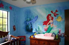 Little Mermaid Bed Set by Best Little Mermaid Bedroom Decor Photos House Design Ideas