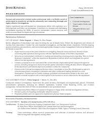 Police Officer Resume Samples Awesome Policecer Emergency Services Classic Summary Examples Uk Of Png