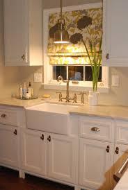 Kitchen Curtain Ideas Above Sink by Backsplash Over Kitchen Sink Ideas Over Kitchen Sink Lighting