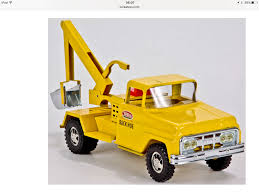 Pin By Curtis Frantz On Tonka Toys | Pinterest | Tonka Toys, Vintage ...