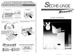 schema electrique lave linge brandt mode d emploi sèche linge brandt sc2400 trouver une solution à un