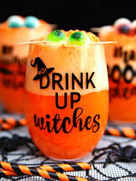 Halloween Candy Tampering 2014 by Halloween Wine Glasses U0026 Spiked Halloween Punch Happy Go Lucky