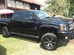 Rhpinterestcom Ltd 2015 Chevy Silverado Black Widow Edition Things I ...