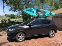 Roof Rails/Trailer Hitch - Page 23 - Honda HR-V Forum Car Rack Sports Equipment Carriers Thule Yakima Sport After 600 Km The Kayaks Were Still There Heres A Couple Pictures Safely Securing Kayak To Roof Racks Rhinorack A Review Of Malone Telos Load Assist Module For Glide And Set Carrier Cascade Jpro 2 Top Bend Oregon Diy Home Made Canoekayak Rack Youtube Kayak Car Wall Mounted Horizontal Suspension Storeyourboardcom Amazoncom Best Choice Products Sky1698 Universal Contractor And Bike Fniture Ideas Interior Cheap Or Rackhelp Need Get 13ft Yak In Pickup