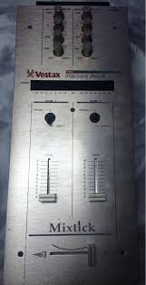 100 Pmc 10 Vestax Mixtick PMC06 Pro A Mixer In DA18 London For 00 For Sale