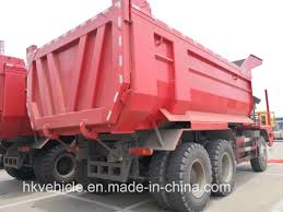 China Brand New HOWO 70t Mining Dump Truck/Tipper/Heavy Truck With 2 ...