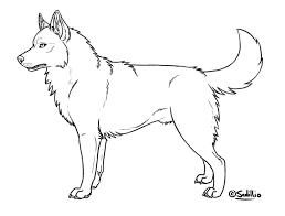 Collection Of Free Husky Drawing Alaskan Download On UbiSafe