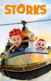 DOWNLOAD Storks FULL MOVIE HD1080p Sub English