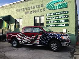 100 Cost To Wrap A Truck Vehicle Graphics Green Screen Graphics Signs Vehicle Graphics