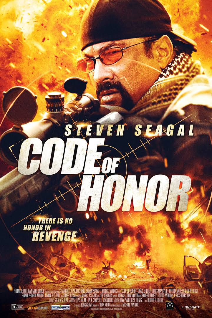 Code of Honor-Code of Honor