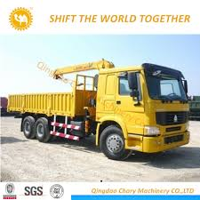 China Hot Sale 18 Ton Truck Crane Photos & Pictures - Made-in-china.com