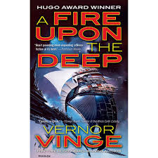 A Fire Upon The Deep Audiobook By Vernor Vinge 9781427209344