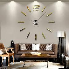 de ssitg design wand uhr wohnzimmer wanduhr