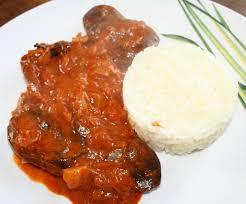 cuisiner coeur de porc coeur de porc au rhum charrette amafacon