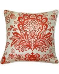 Pillow Decor Rustic Floral Throw