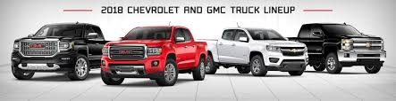 100 Chevy Gmc Trucks Chevrolet And GMC Truck Lineup Weimer Buick GMC
