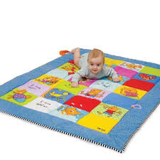 Buy Baby Soft Manipulative Patchwork Playmat