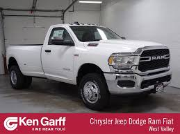 100 Dodge Dually Trucks For Sale NEW 2019 RAM 3500 TRADESMAN REGULAR CAB 4X4 8 BOX