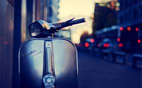 Vintage Vespa Scooters Wallpaper And Background