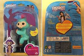 Parents Warned To Be On The Lookout For Fake Fingerling Christmas Toys