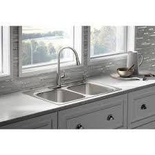 Home Depot Kitchen Sinks Top Mount by 19x33 Kitchen Sink 41 Inch Kitchen Sinks Home Kitchens 19x33 To