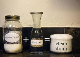 Clogged Drain Home Remedy Kitchen by Clogged Kitchen Sink Drain Home Remedy Pipe Use Baking Soda