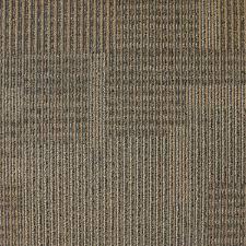 Trafficmaster Carpet Tiles Home Depot by Eurotile Park Avenue Graphite Loop 19 7 In X 19 7 In Carpet Tile